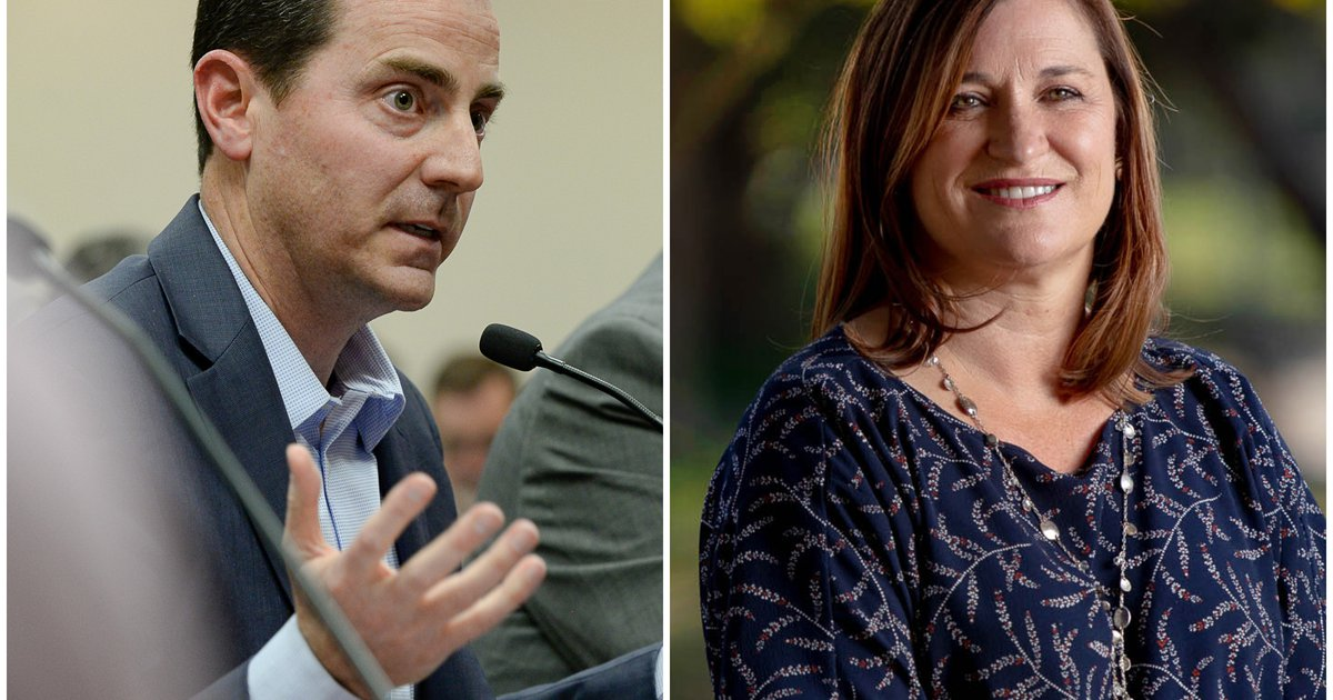 Salt Lake County Democratic candidates far ahead in...