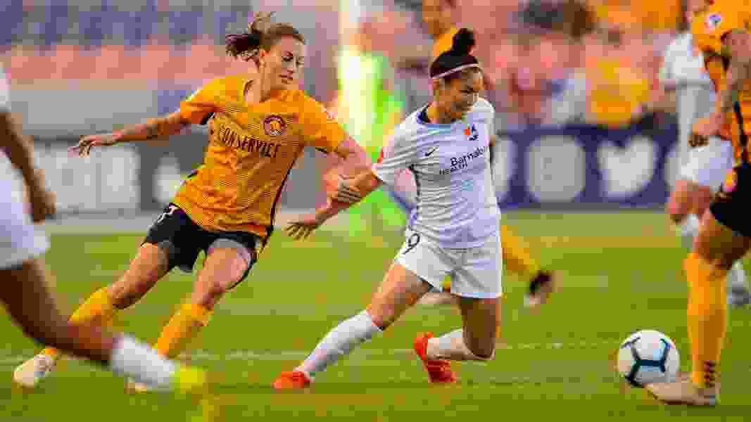 Royals FC midfielder Mandy Laddish retires; club waives defender Becca Moros