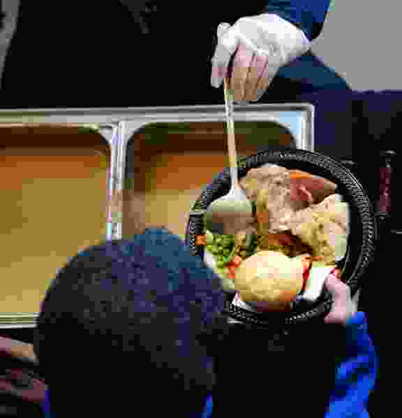 Holly Richardson: Gobble Gobble Give is looking to feed 1,000 people tomorrow and they need your help