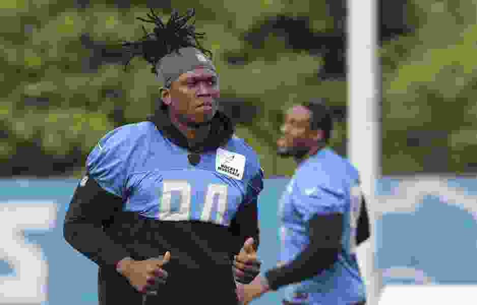 Lions remove defensive end Ziggy Ansah from PUP list