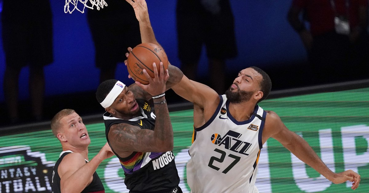 Gordon Monson: After Game 7 elimination, the Jazz aren't who they thought they were, let alone who they want to be