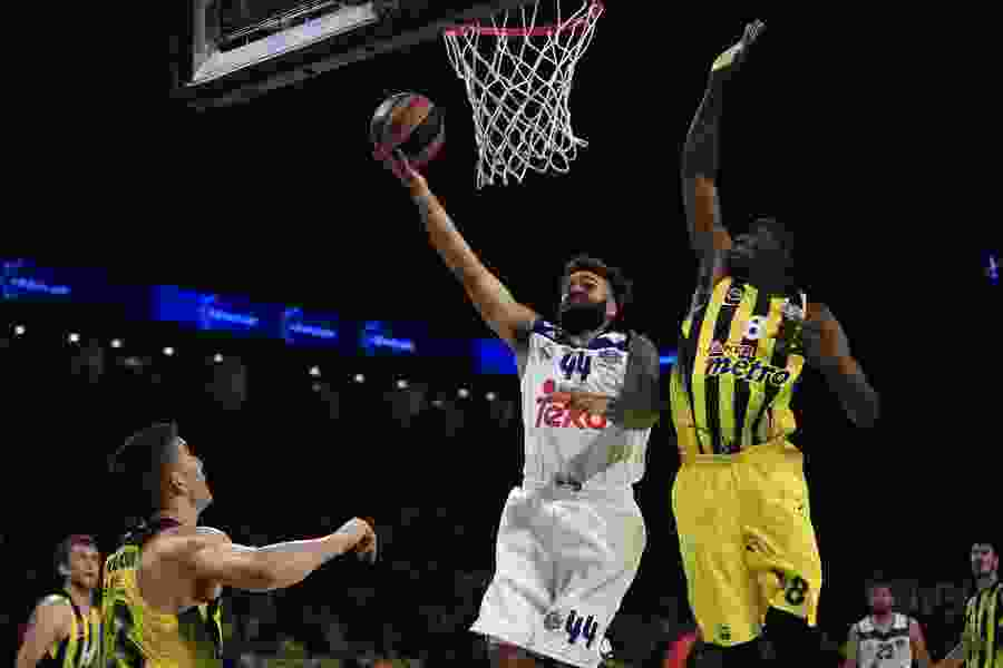 Ekpe Udoh stays confident in himself as 'one of the best defenders in the world'