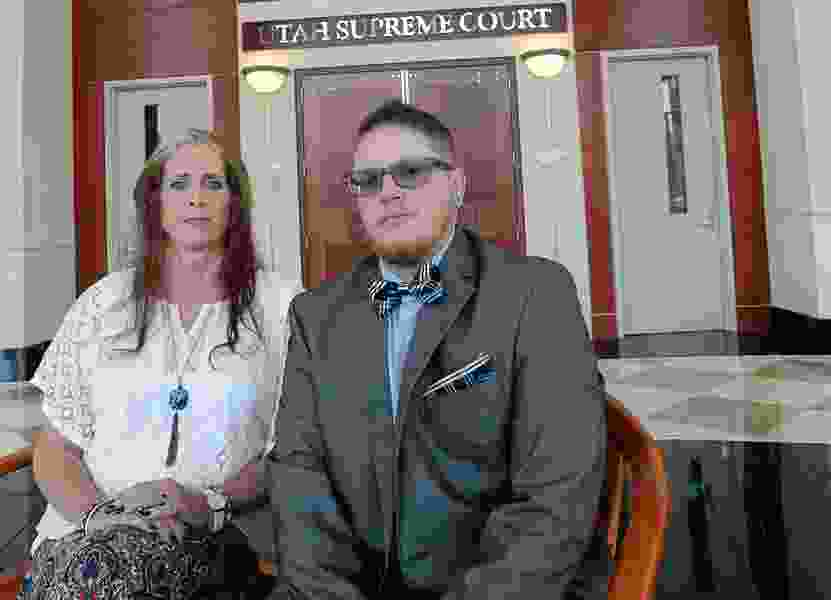Utah Supreme Court considers plight of two transgender people who want their IDs to reflect their 'actual reality'
