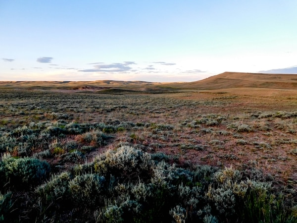Erin Alberty | The Salt Lake Tribune Scenes from the Oregon Trail: South Pass, Fremont County, Wyo.