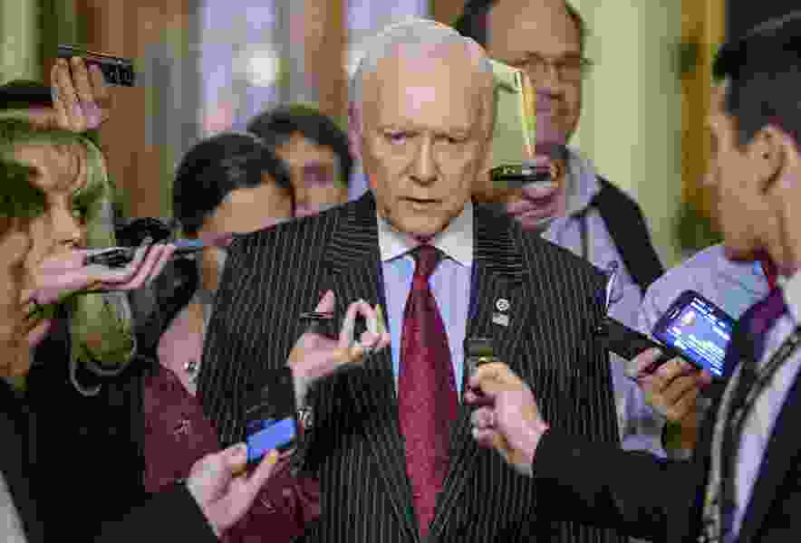 Poll: 78% of Utahns want Sen. Orrin Hatch to retire after this term