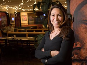 (Photo Courtesy of Anny Sooksri) Anny Sooksri owns Tea Rose Diner in Murray, Chabaar Beyond Thai in Midvale and FAV Bistro in Holladay.