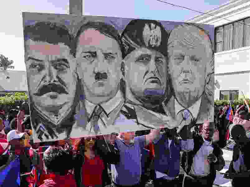 Letter: Racism is not the only thing Trump has in common with Hitler