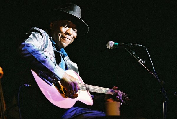 Courtesy photo Legendary blues guitarist Buddy Guy is participating in the Experience Hendrix Tour show that will take place at Salt Lake City's Eccles Theater on Monday, March 6.