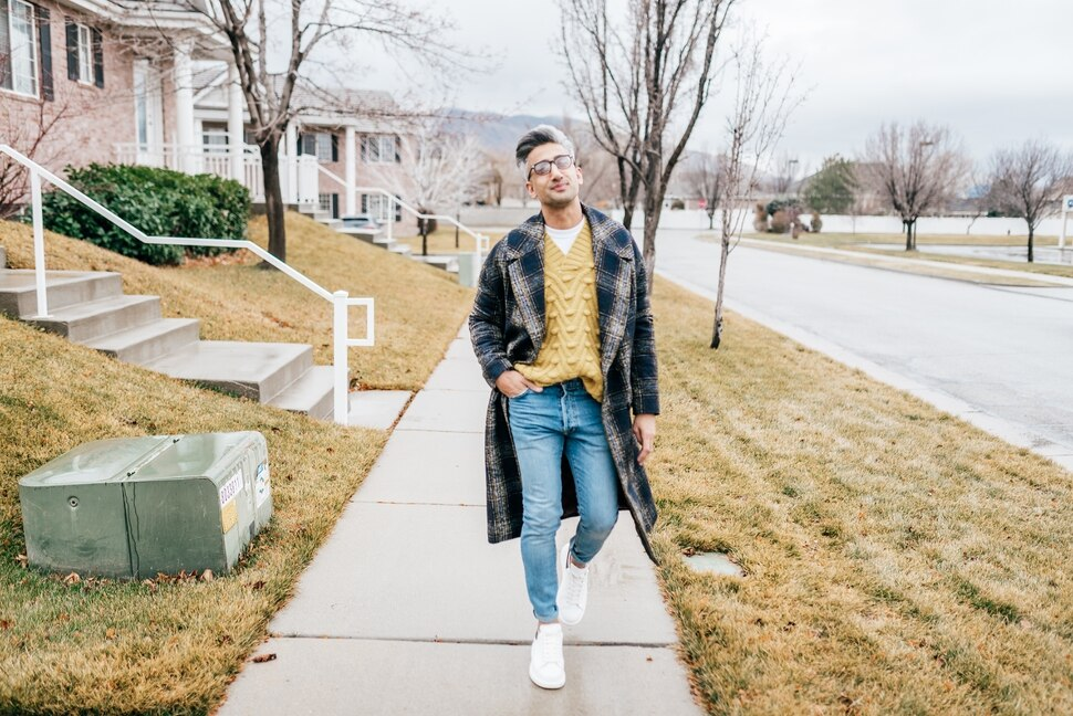 (Photo courtesy Paige Soviet) Utah resident Tan France is one of the stars of the Netflix series Queer Eye.