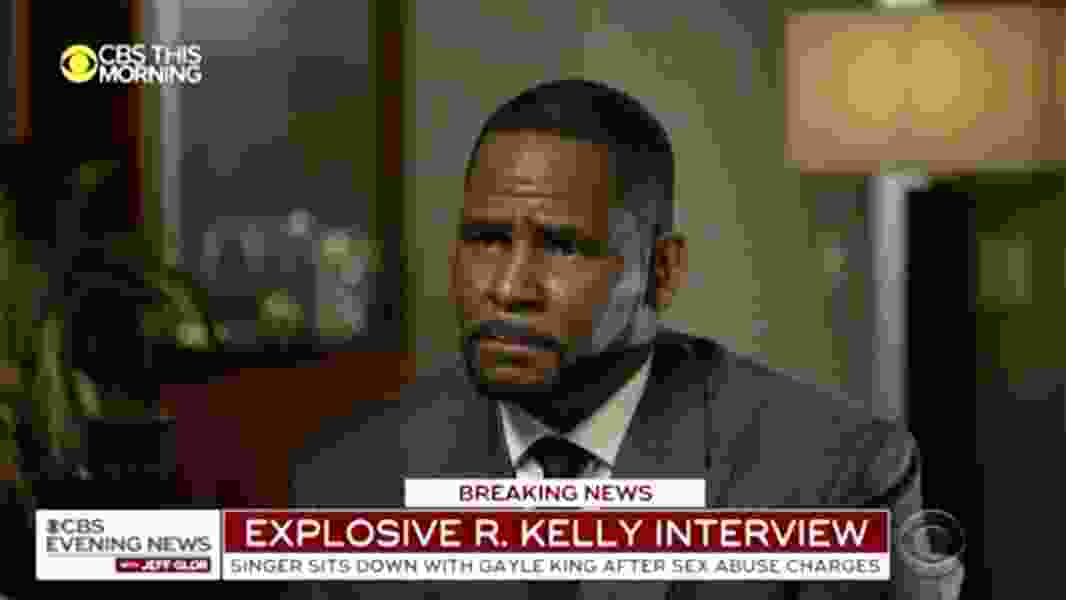 Livid R. Kelly calls sex abuse accusers liars in interview