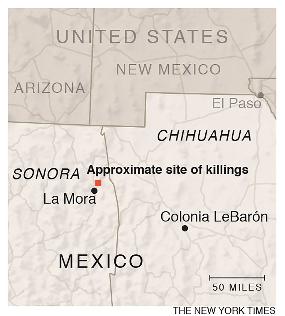 At least nine members of a family with Utah ties and that has in the past spoken up against Mexican drug cartels were killed on Nov. 4, 2019, when their vehicles were ambushed by gunmen in a violent region of northern Mexico.