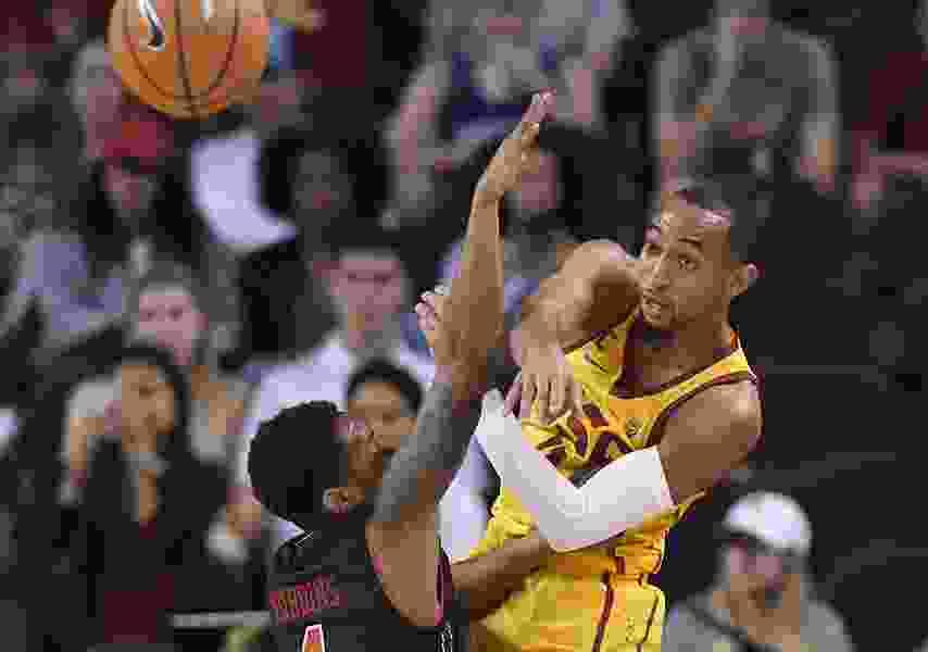 USC hands Utah basketball team its fourth straight loss, 84-67