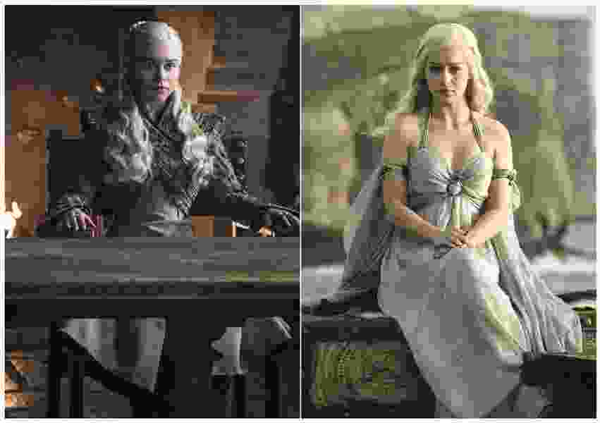 Fire, ice and fate: Endgames arrive for 'Game of Thrones'