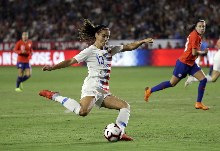 World Cup draw is friendly to US women's soccer team - The