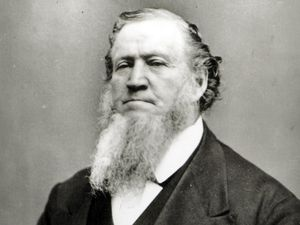 (Tribune file photo) Brigham Young, second president of The Church of Jesus Christ of Latter-day Saints.