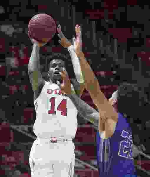 Vante Hendrix departs Utah's basketball program after being absent from the last two games