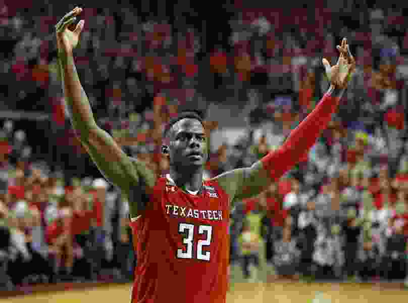 No. 8 Texas Tech edges No. 2 West Virginia
