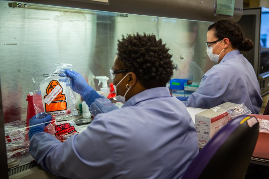 With Coronavirus Test Kits In Short Supply Health Officials Sound Alarms The Salt Lake Tribune