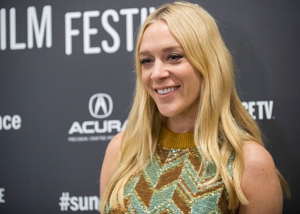 Actress Chloe Sevigny poses at the premiere of the film