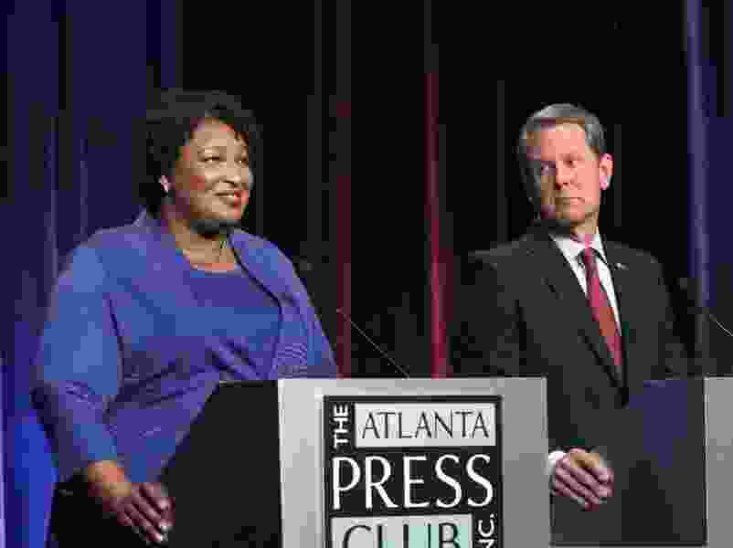 E.J. Dionne: Stacey Abrams and the Second Reconstruction