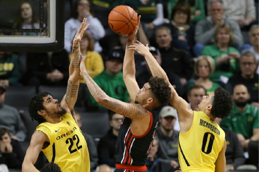Oregon State faces tough test vs No. 16 Colorado