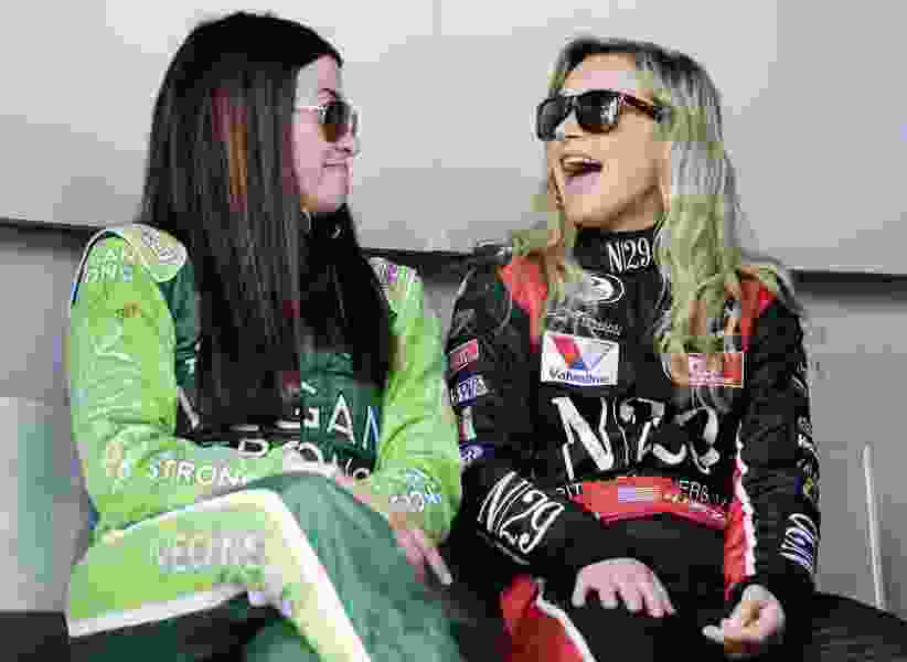 Danica 2.0? NASCAR searching for more female drivers