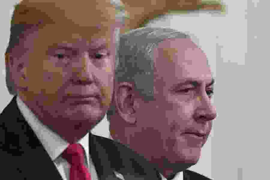 Thomas L. Friedman: Is Trump Bibi's chump?