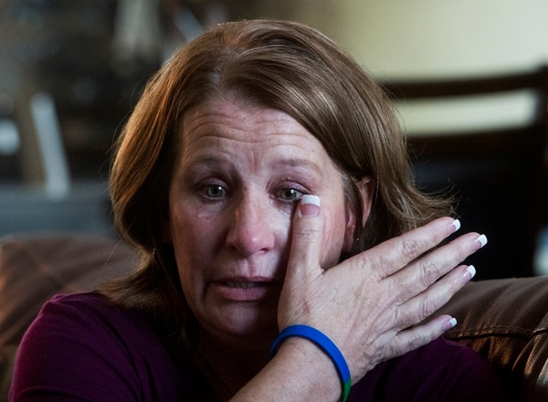 (Rick Egan | The Salt Lake Tribune) Shelle Crookston's 15-year-old son, Jake, died by suicide four years ago.