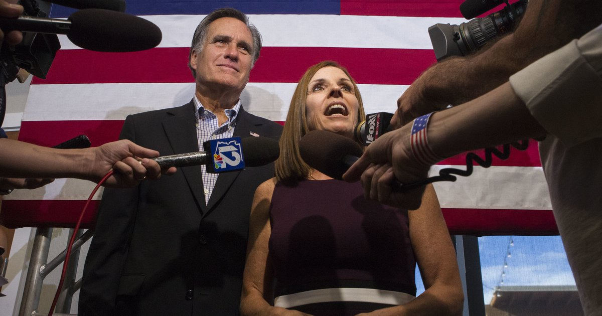 Amber Phillips: It's Trump's party now. And Romney tries to adapt.