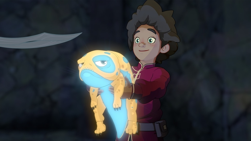 (Photo courtesy of Netflix) The animated series The Dragon Prince begins streaming on Netflix on Friday, Sept. 14.