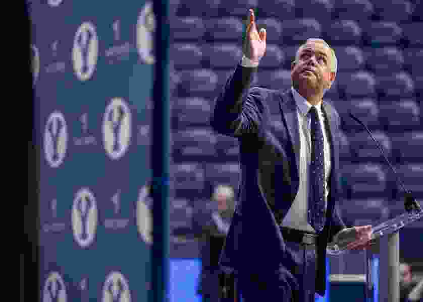 Eye on the Y: BYU basketball fans get a double gut-punch