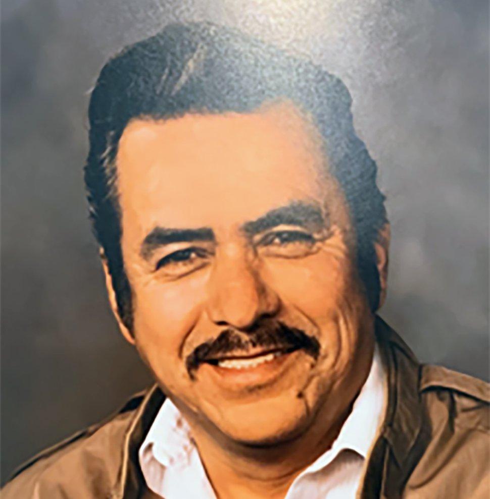 (Photo courtesy of Byron Lopez) Tomas Alejandro Lopez Castañon, 83, of North Logan, died June 30, 2020, from the coronavirus, according to his family.