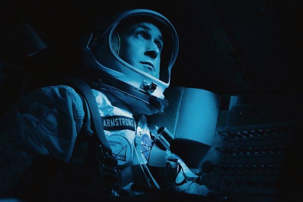 (Daniel McFadden | Universal) Ryan Gosling as Neil Armstrong in