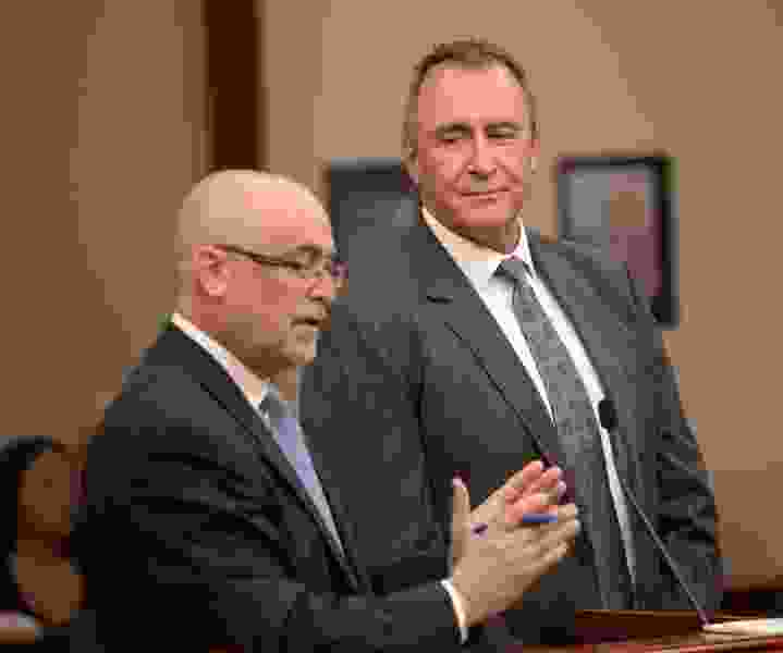 Case against former Utah A.G. Mark Shurtleff is off; Swallow prosecution still on