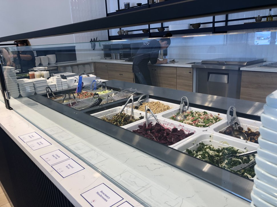 (Brodi Ashton | The Salt Lake Tribune) Vessel Kitchen's fast-casual design allows customers to get their meals quickly.