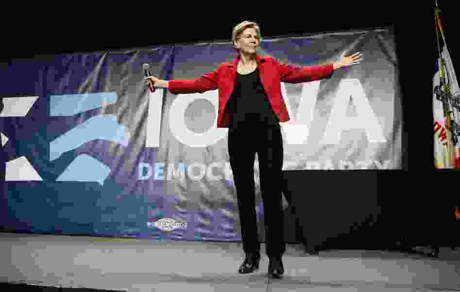Political Cornflakes: Democratic presidential candidates make a big play for Iowa