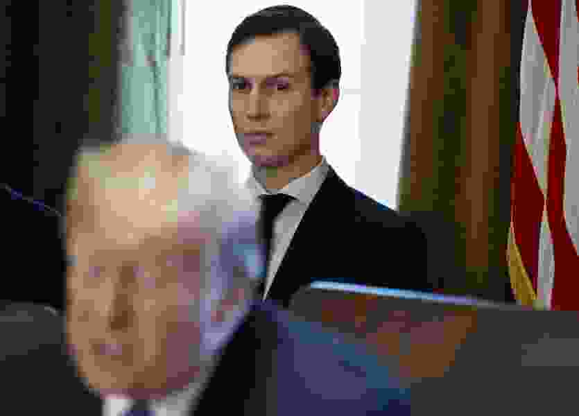 Kushner's security clearance downgraded per Kelly policy