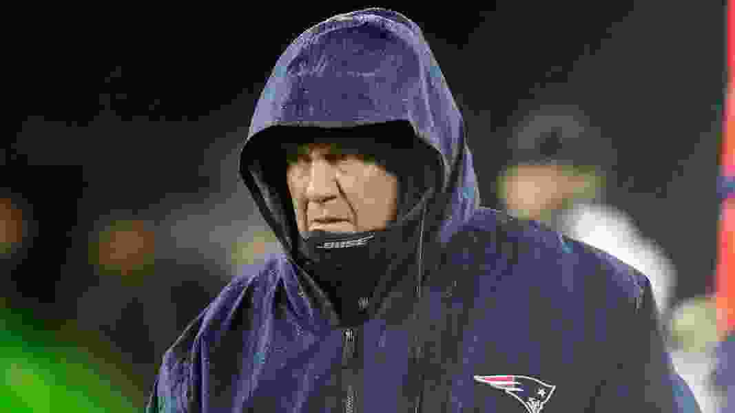 Spy Harder: Patriots caught videotaping in Spygate sequel
