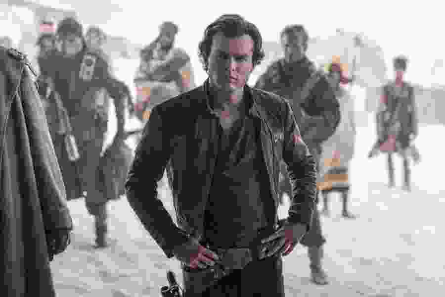 Flying 'Solo': A spoiler-free review of the exciting new 'Star Wars' movie that reveals Han's origins