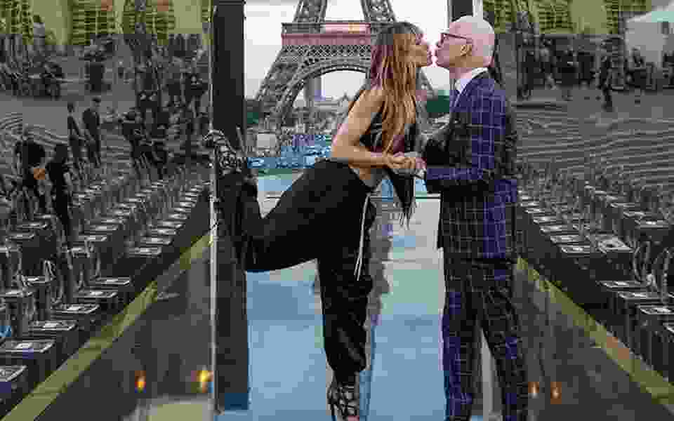 Scott D. Pierce: Tim Gunn and Heidi Klum patch things up and launch new fashion competition show