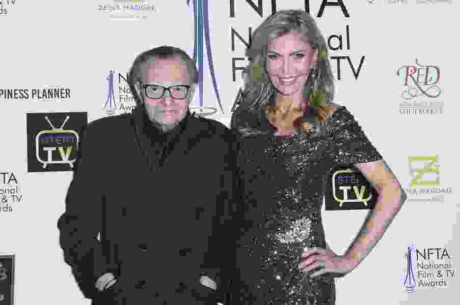 Larry King divorcing wife No. 8, Utahn Shawn Southwick King
