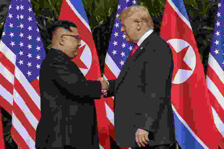 Margaret Sullivan: The North Korea summit was a triumph of Trumpian stagecraft, and the media fell for it