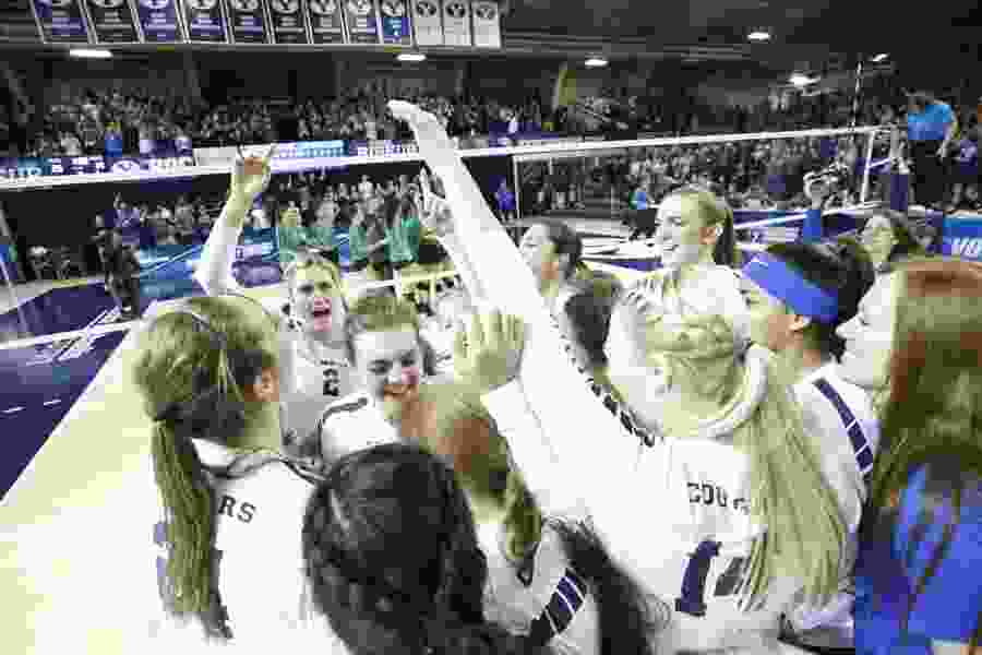 BYU sweeps Oregon to reach NCAA volleyball Sweet 16 for sixth year in a row