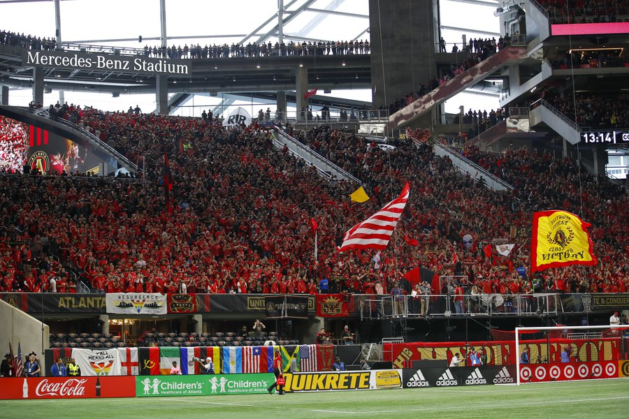 Mls Week In Review Atlanta United Sets Yet Another Attendance