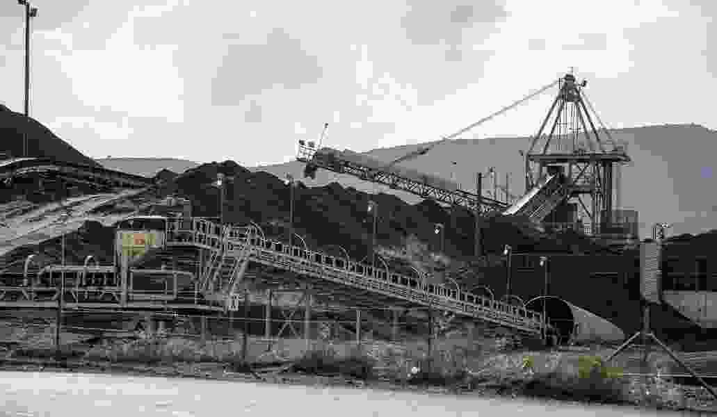 Will Utah lawmakers bail out beleaguered coal-export terminal?