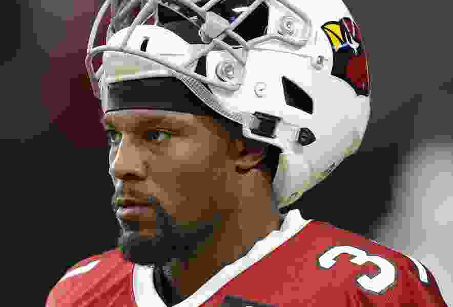 Cardinals' David Johnson strong in debut, 'encouraged' about deal