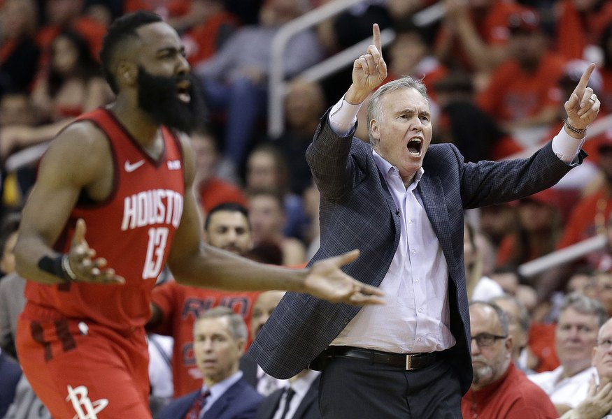Are the Rockets actually better than last year? They say it's possible — and the Jazz probably don't disagree.