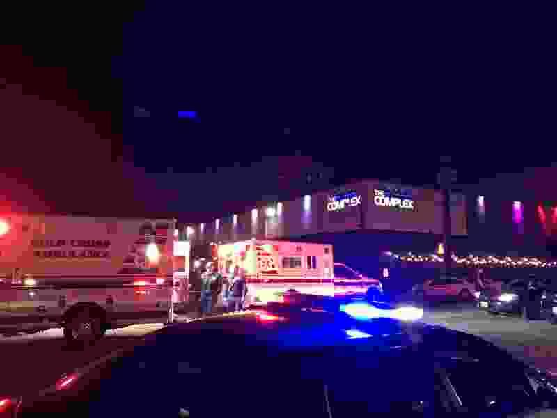 3 people injured in shooting outside concert in Salt Lake City