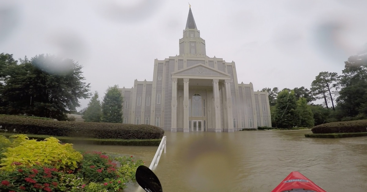 Mormon Temple In Houston Will Remain Closed Until Spring