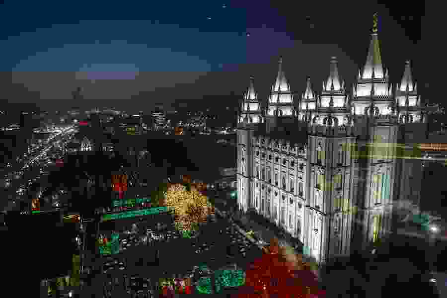 Ann Cannon: My sure-fire tip to beat the traffic in downtown Salt Lake City to see the Christmas lights